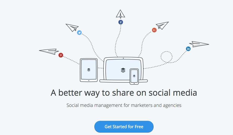 Buffer.com un'ex start-up, ma ancora agile