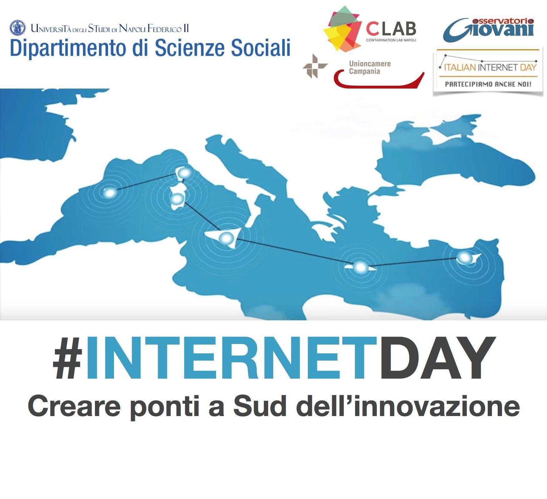 29 aprile: #InternetDay a Napoli per creare ponti a sud dell'Innovazione