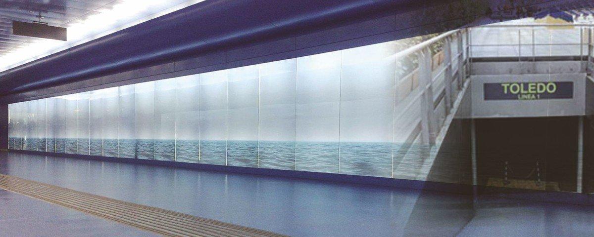 Metro Napoli H3D
