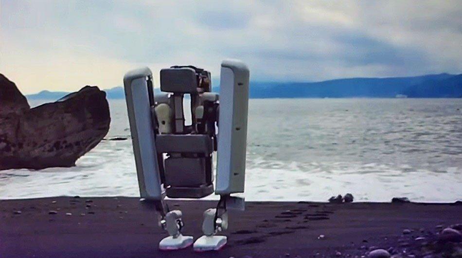 E se i robot potessero aiutarci a portare la spesa? Google presenta il robot bipede che aiuterà l'uomo