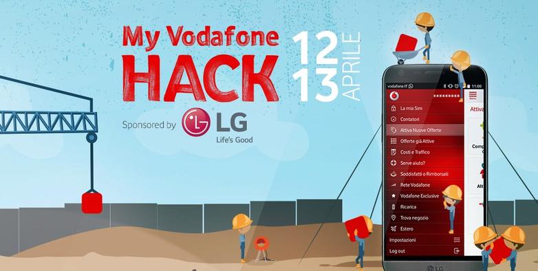 Chi sarà il Top Innovator? Al via il 12 e 13 aprile la seconda edizione di My Vodafone Hack