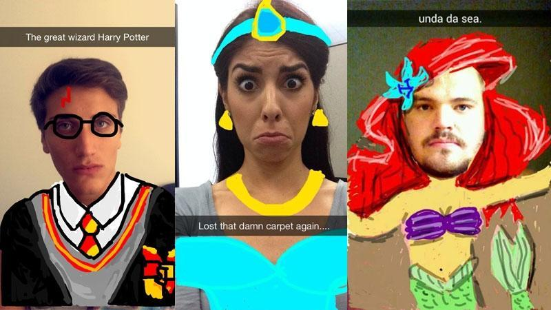 4 10 funzionalità di Snapchat che vorremmo avere