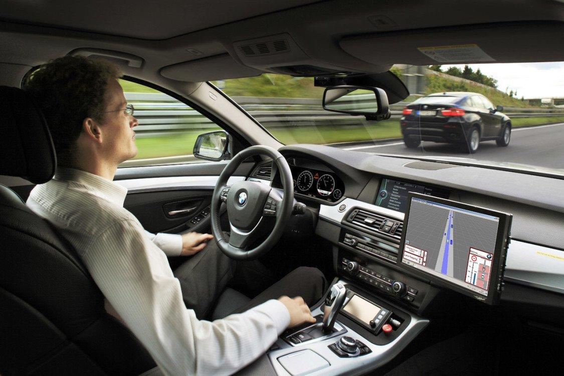La vera superstrada delle driverless car