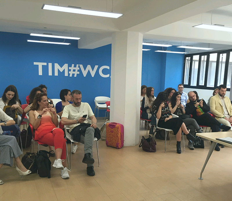 Social Media Factory 2016: la seconda tappa di Roma e Milano!