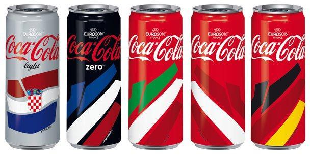 Coca-Cola: la lotta all'obesità e l'impegno digital ad Euro 2016