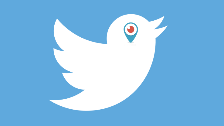 Twitter testa su Android una nuova funzione per creare video con Periscope