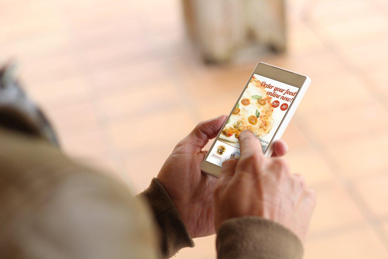 Il futuro della ristorazione: l'App-etito vien navigando