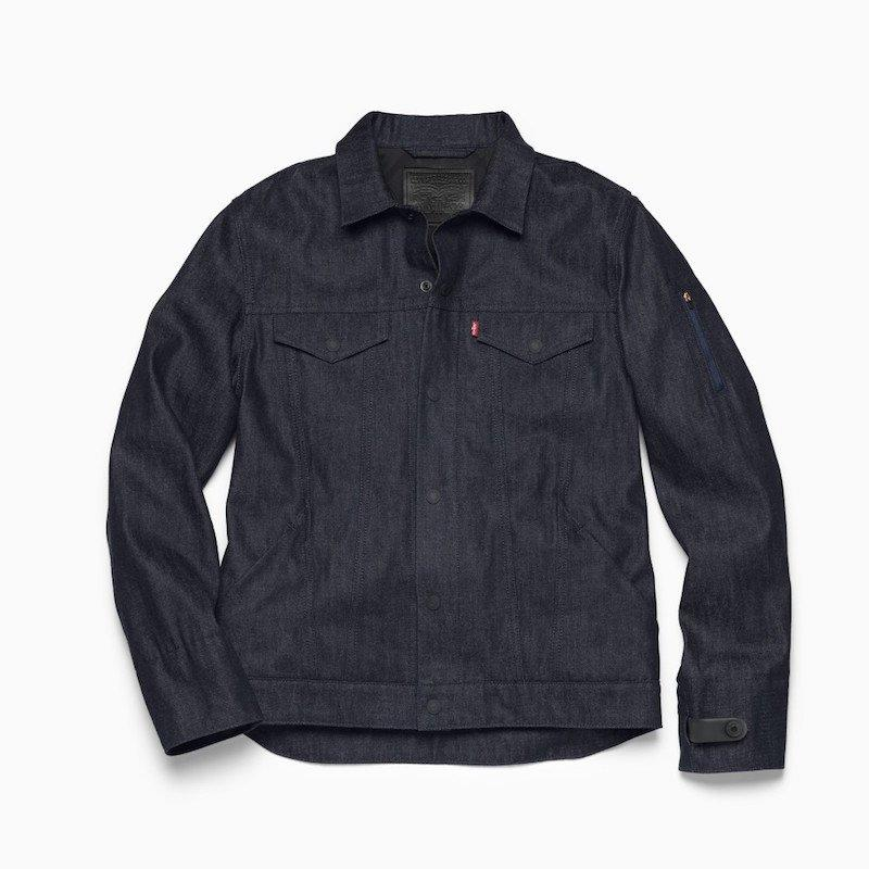 Levi's Commuter x Jacquard by Google Trucker Jacket