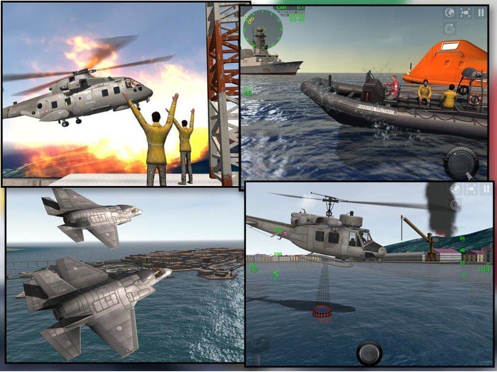 italian navy sim