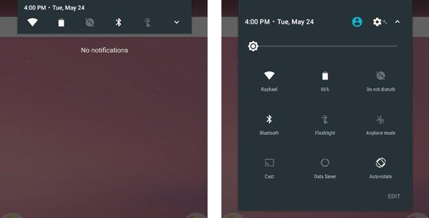 android-n-impostazioni