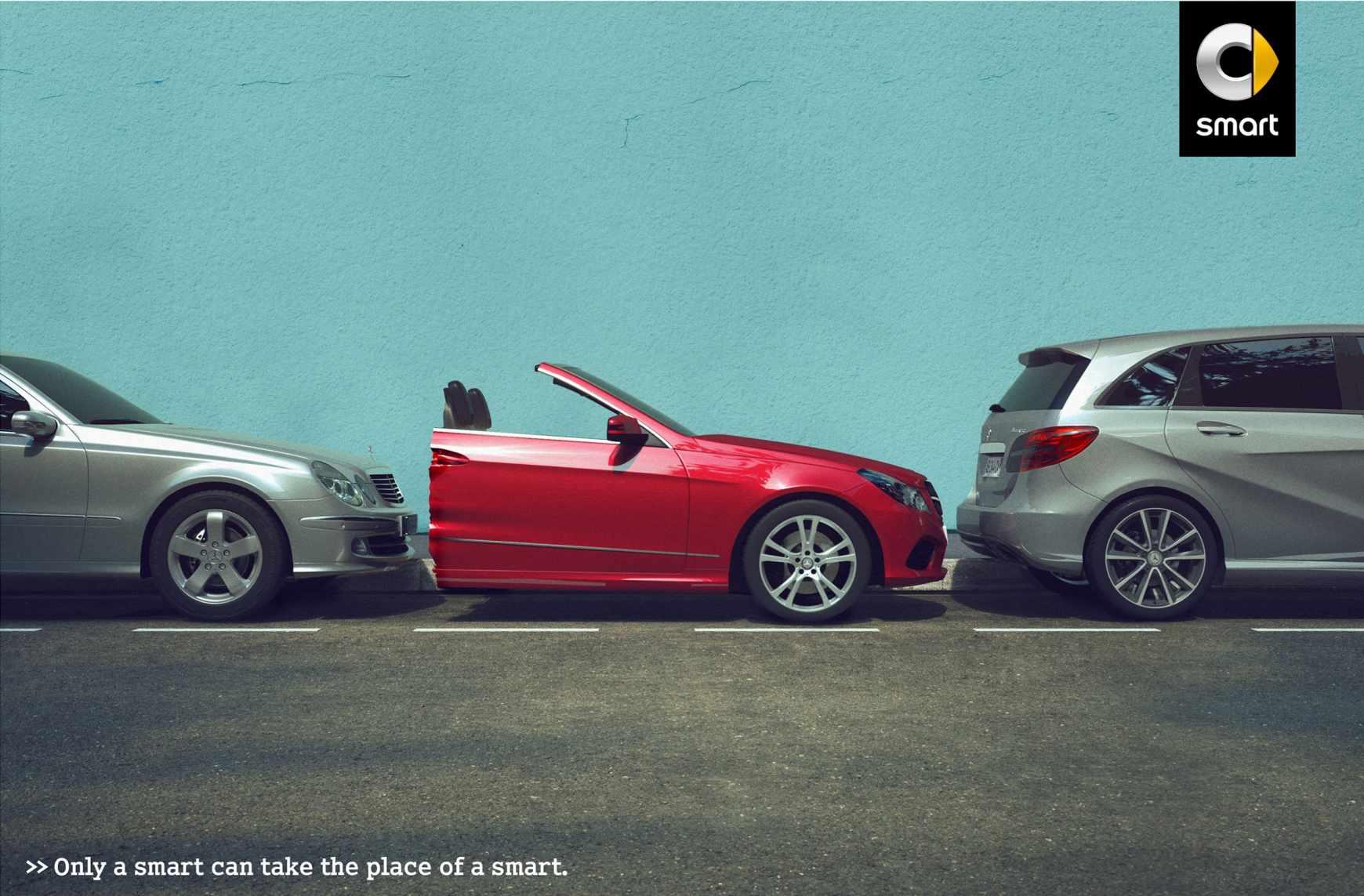 Smart, McDonald's e Jeep: i migliori annunci stampa della settimana