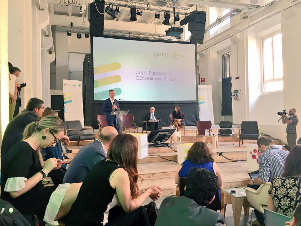 Nasce growITup, 10 milioni di euro per startup ed eccellenza italiana