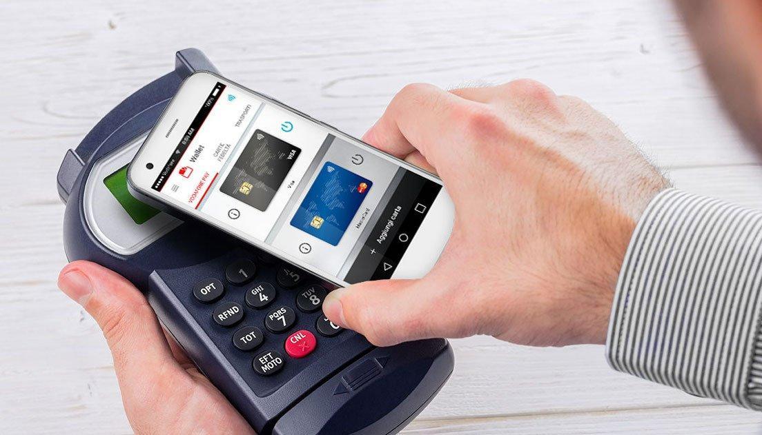 I pagamenti diventano contactless con OVS, Vodafone e Microsoft