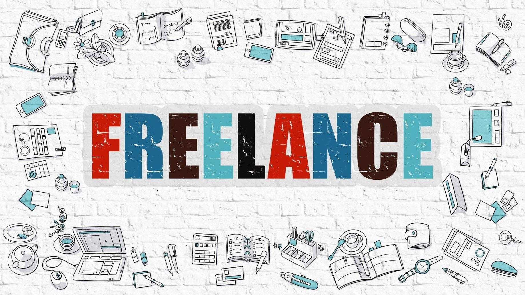 Vita da freelance: i 10 comandamenti in un'infografica