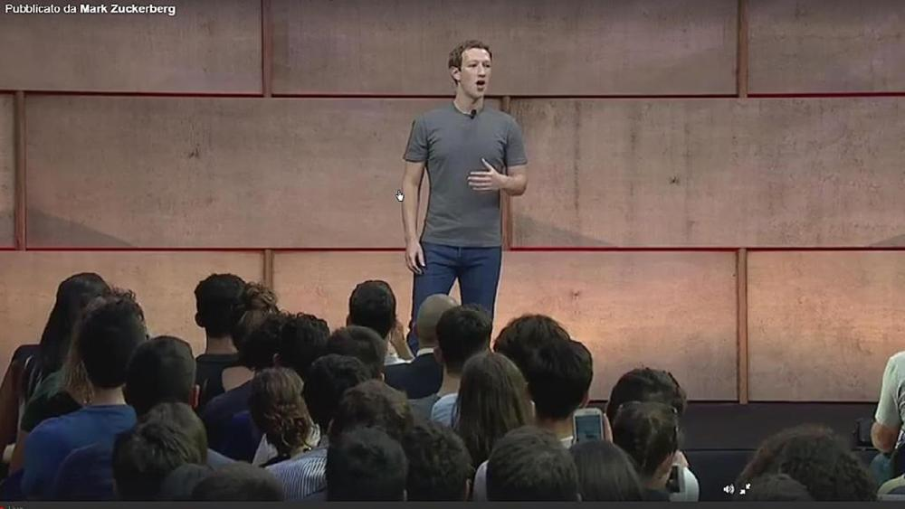 Da Amatrice all'Intelligenza Artificiale: tutto quello che Mark Zuckerberg ha detto all'incontro a Roma