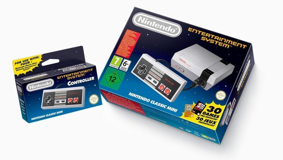 La consacrazione del retrogaming: NES Classic Mini e Mega Drive 25th Sonic Anniversary