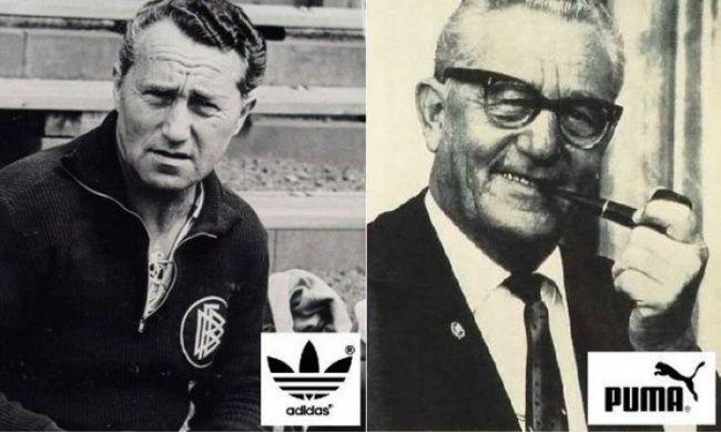 Adidas e Puma: due brand nati dalla rivalità dei fratelli Dassler