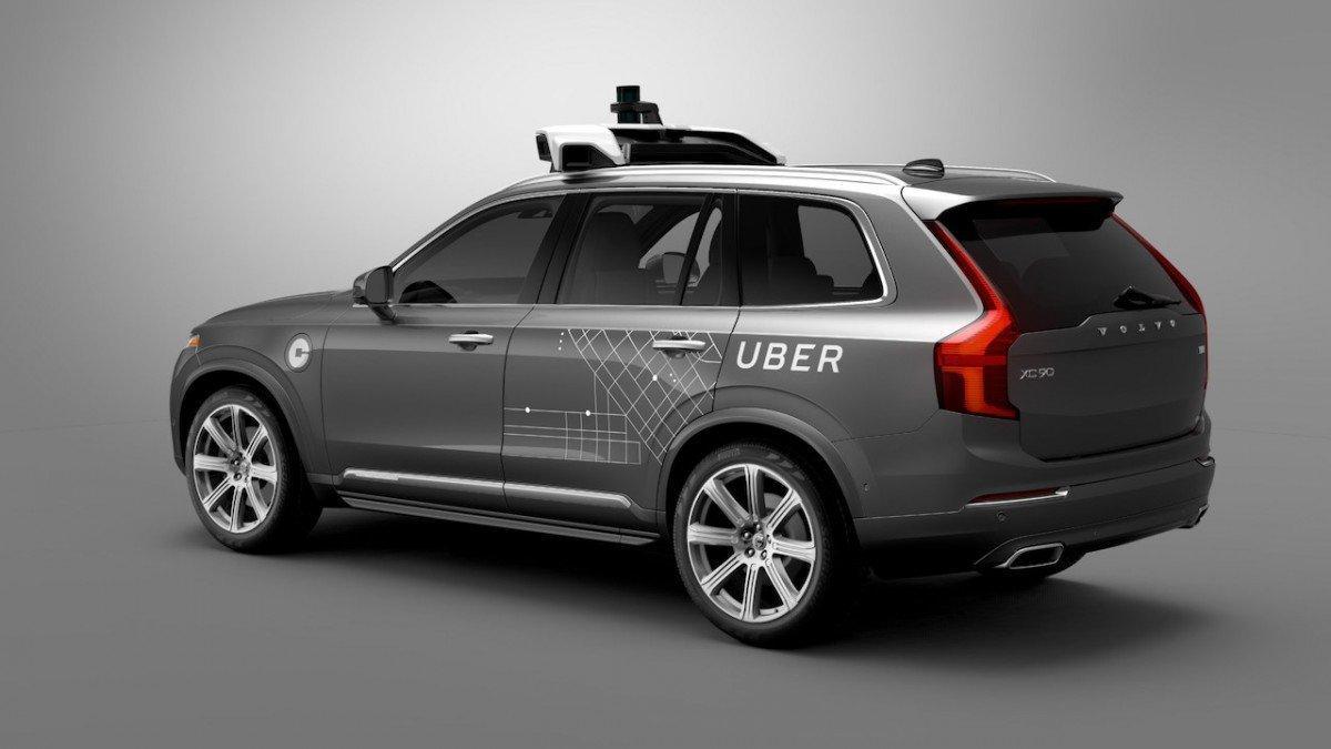 Uber e Volvo, una partnership per il futuro della guida autonoma