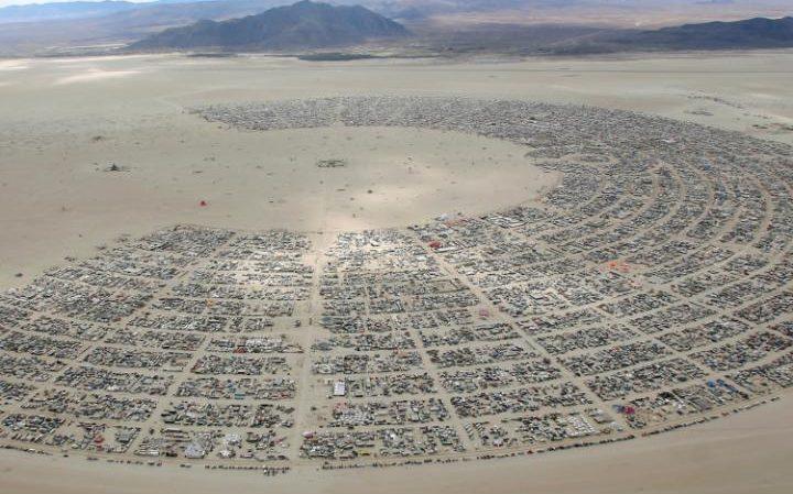 Perché Burning Man piace sempre di più a chi lavora nel digitale
