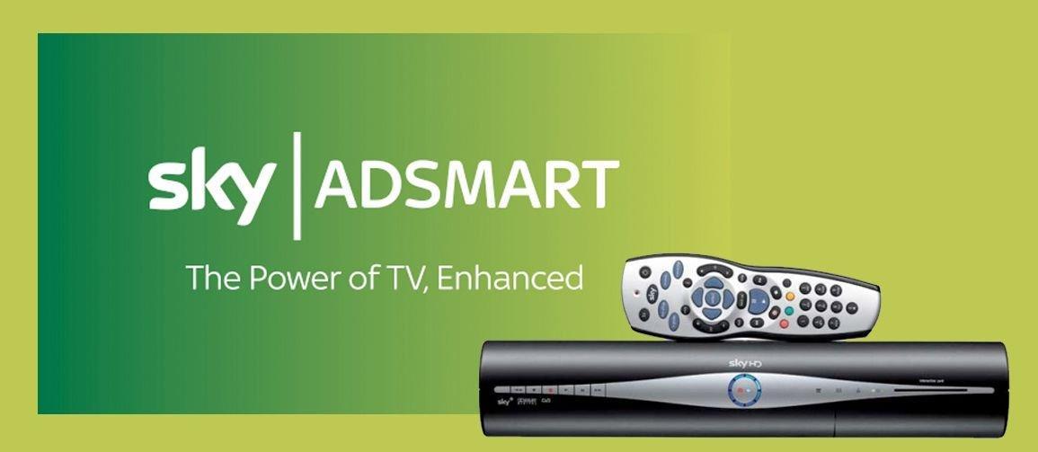 Sky AdSmart: la pubblicità diventa intelligente