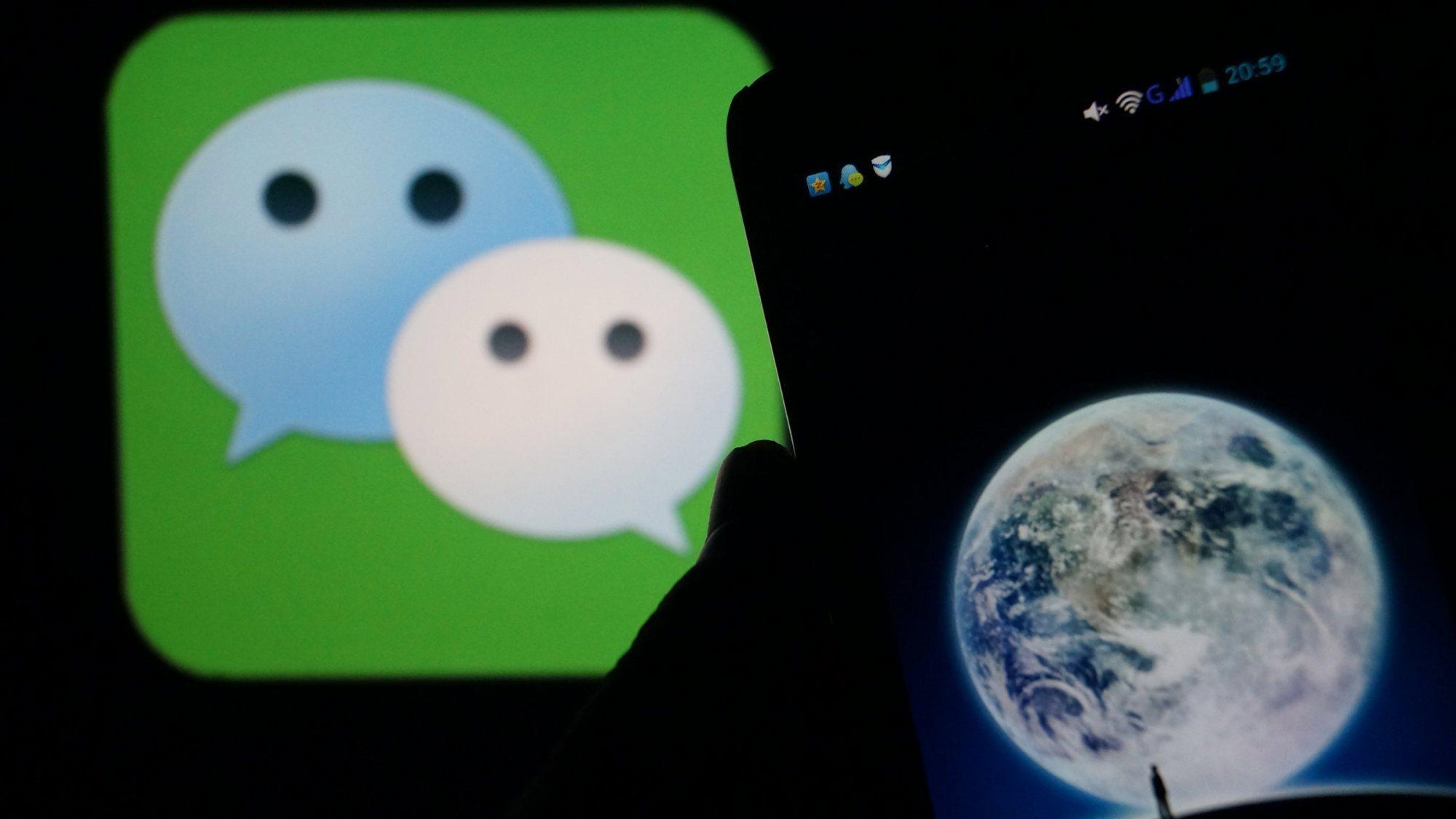 Vento dell'Est: Benvenuto nell'universo di WeChat
