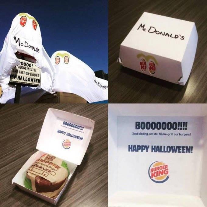 Burger Ling e McDonald's