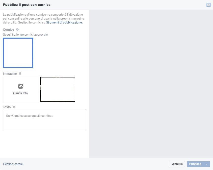 post cornice facebook