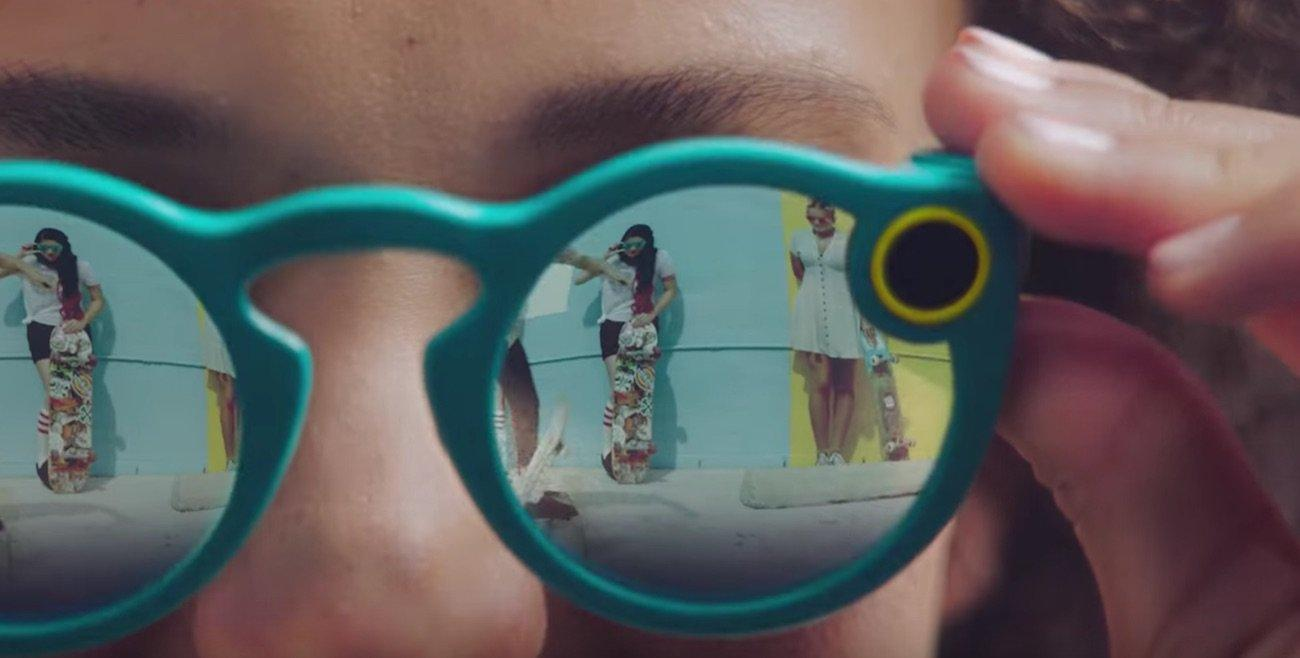 Spectacles: come sta evolvendo il business core di Snapchat