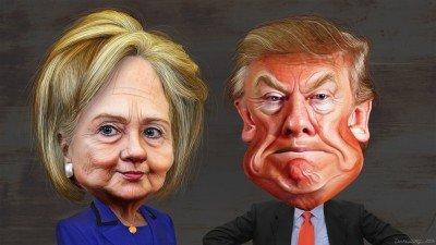 Donald-Trump-vs-Hillary-Clinton-min