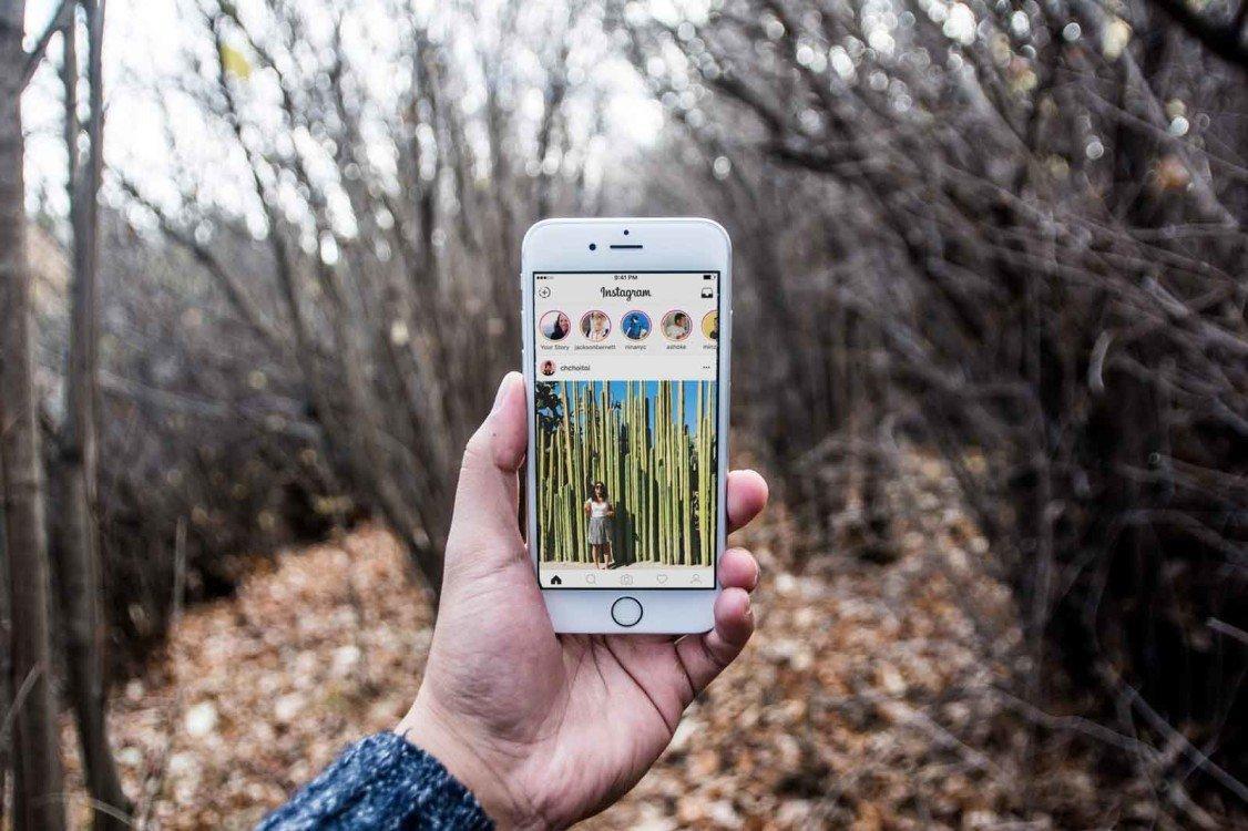 Instagram Stories: da oggi puoi aggiungere Boomerang, menzioni e link