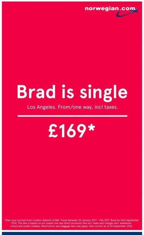 Epica Awards 2016 Brad is single