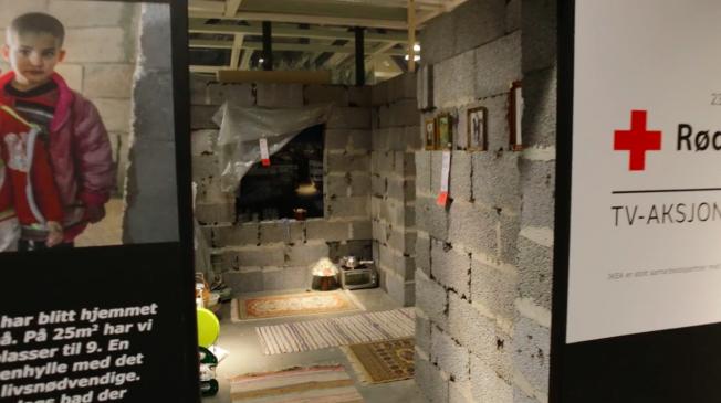 casa siriana da Ikea