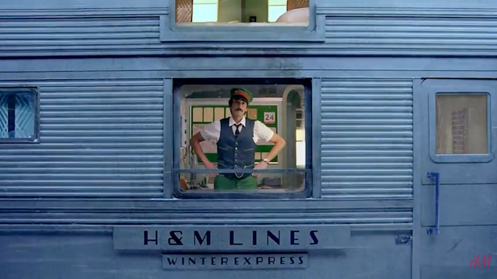 h&m wes anderson