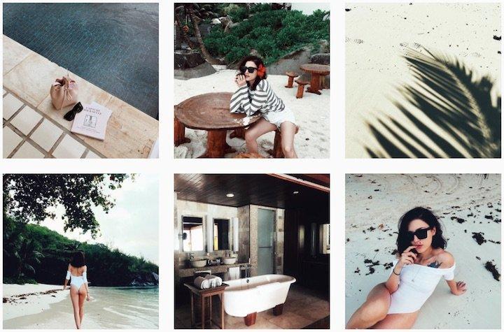 instagram stile