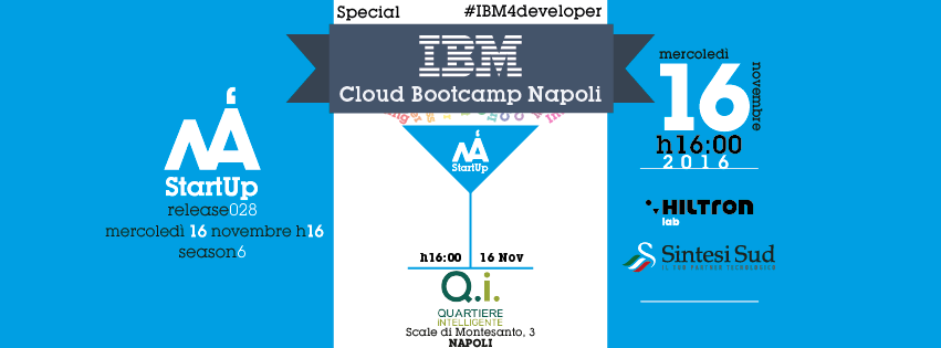 NAStartUp e IBM Napoli