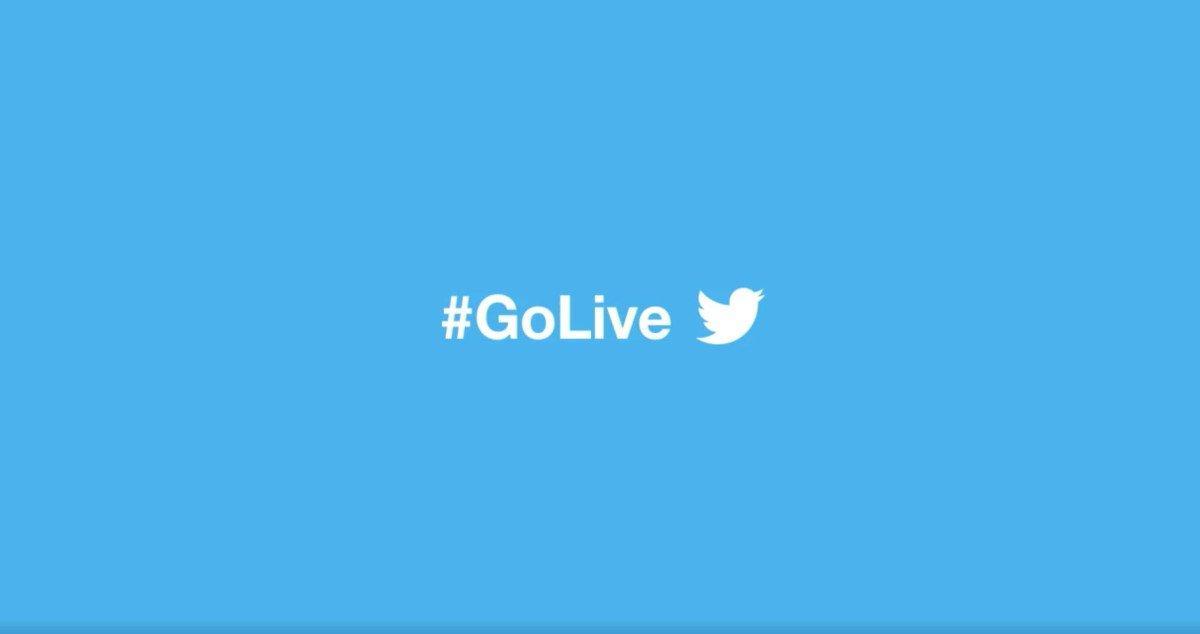 Da ora è possibile fare un video live senza uscire da Twitter