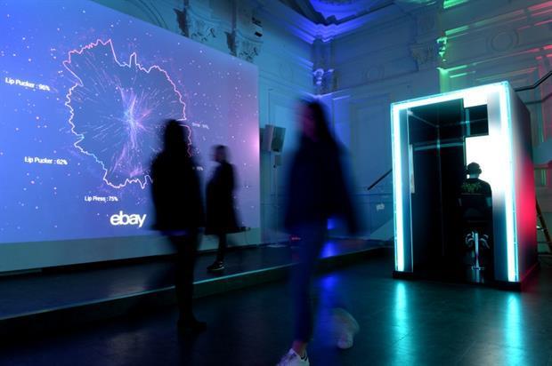 eBay apre il pop-up store delle emozioni