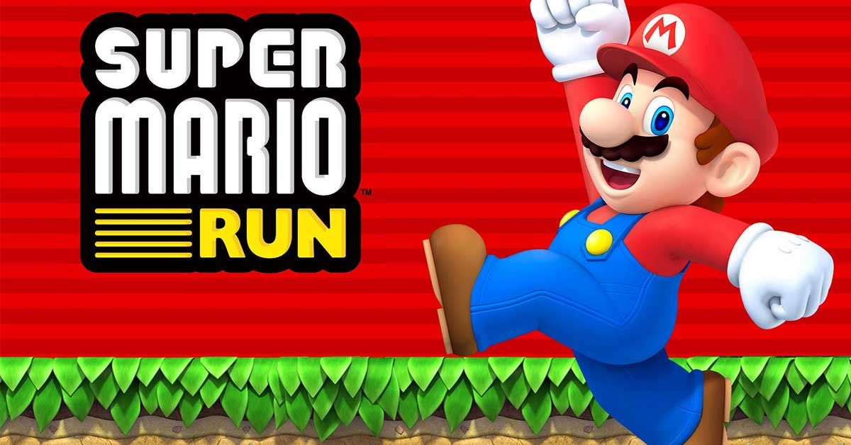 Super Mario Run disponibile su App Store