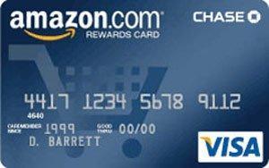 La carta di credito Amazon