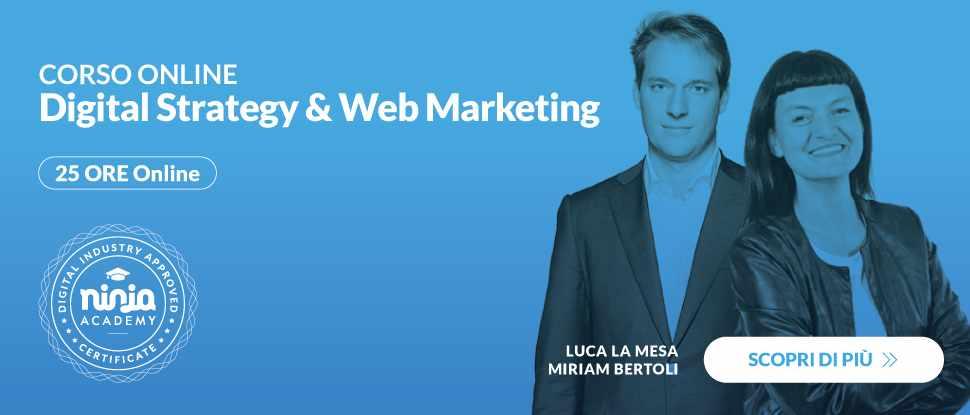 Corso Online Digital Strategy - 970x415