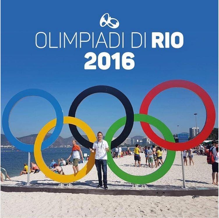 Luca La Mesa Olimpiadi Rio 2016