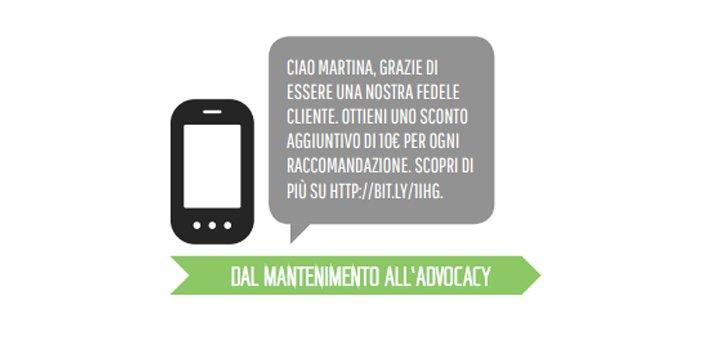 sms marketing come fidelizzare il cliente