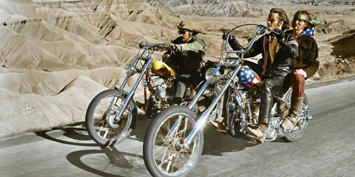 super bowl peter fonda mercedes easy rider