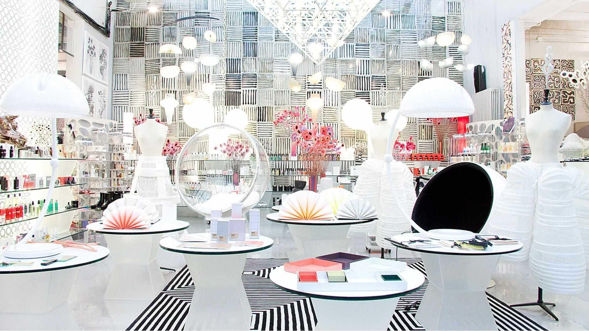 Ecco i 10 concept store più originali del mondo