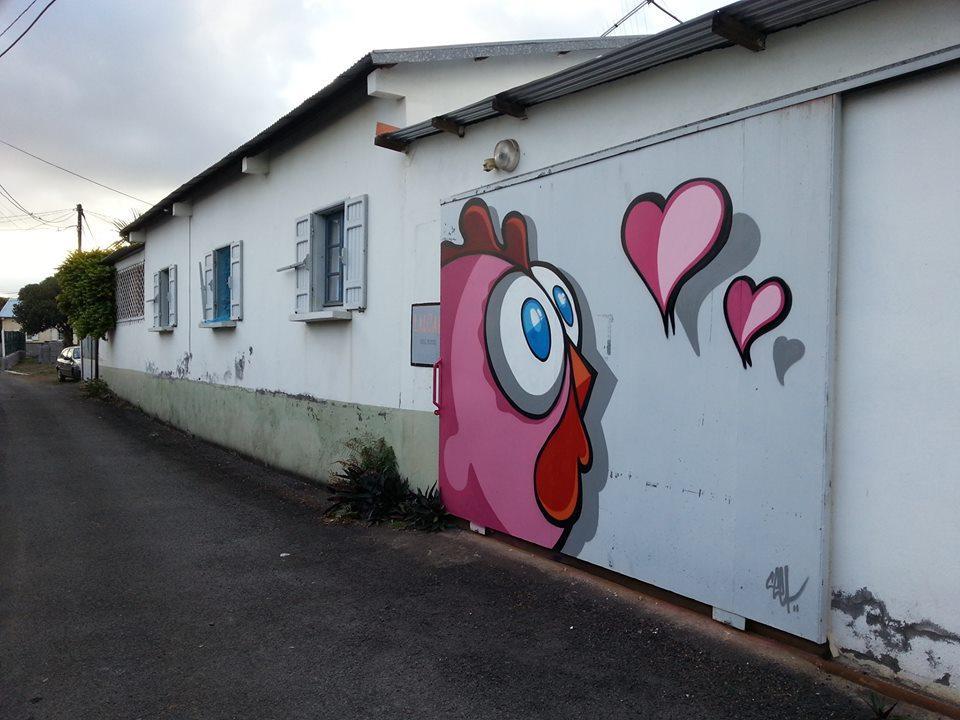 Street Art al passo coi tempi con Grayton e CEET