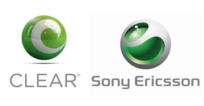 Clearwire-Sony-Ericsson-logo