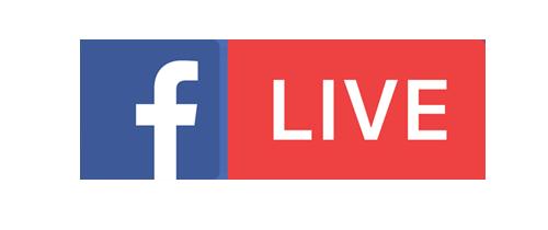 Facebook media company video live