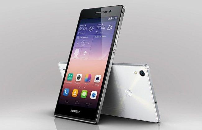 Huawei mercato degli smartphone