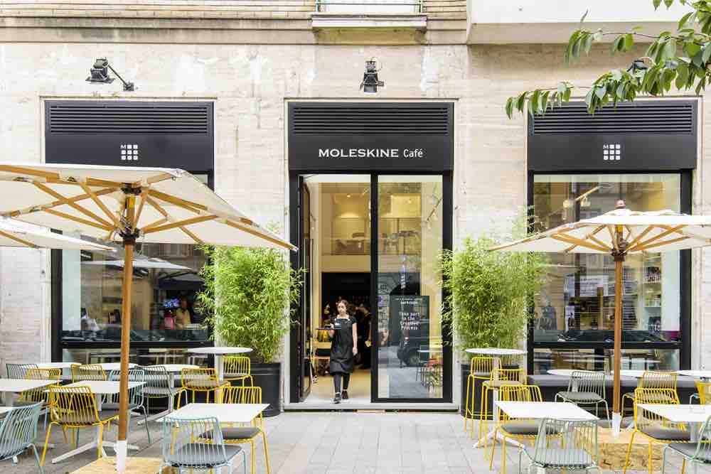 Moleskine Café, dalla carta al café littéraire: intervista al CEO Arrigo Berni
