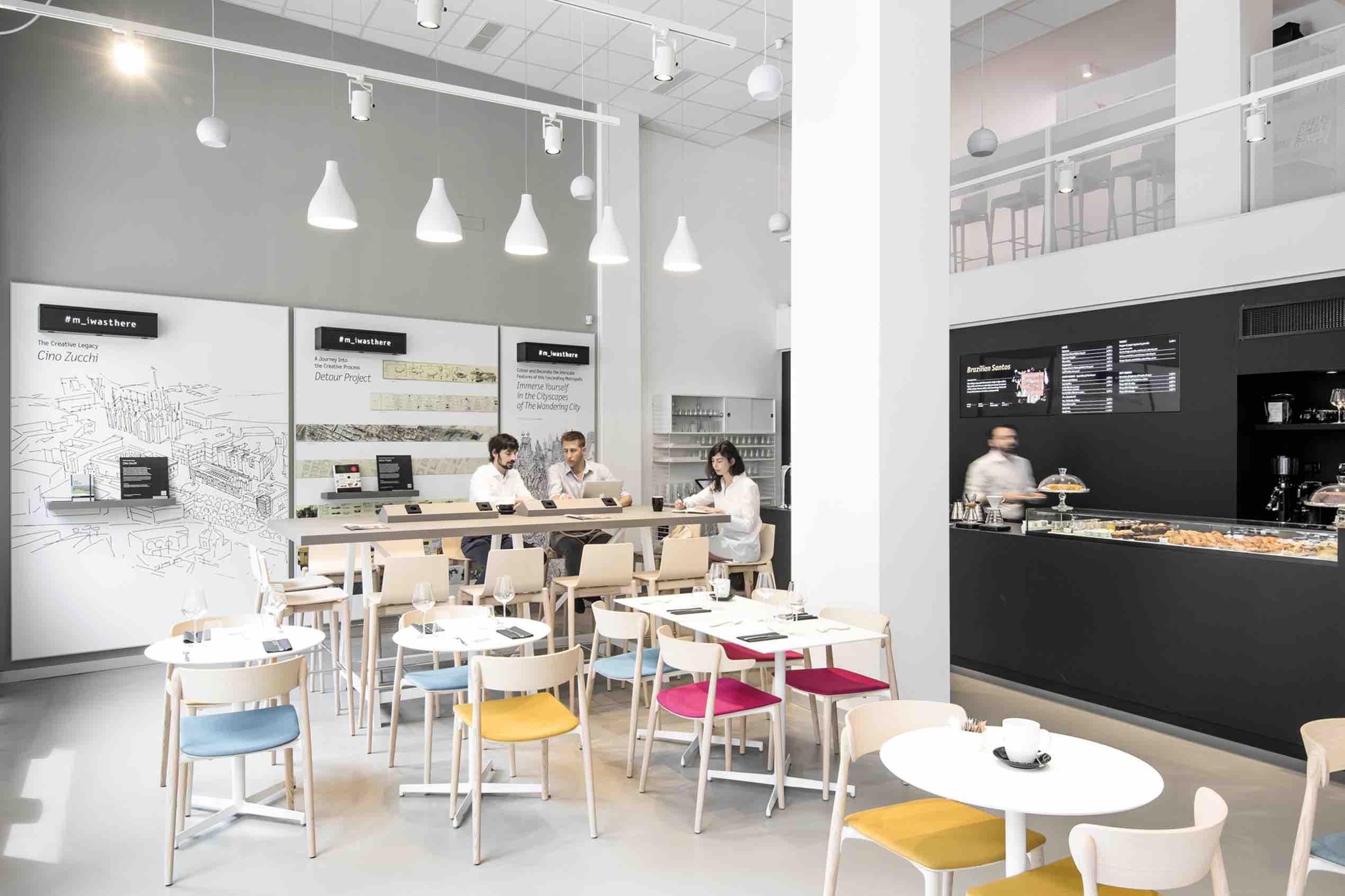 Moleskine Café: dalla carta al café littéraire